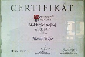 certifikát2014